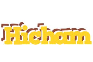 Hicham hotcup logo