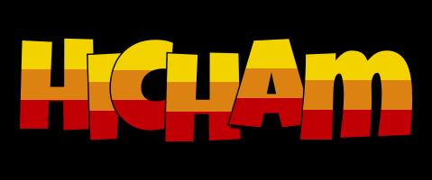 Hicham jungle logo