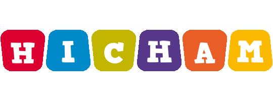 Hicham kiddo logo