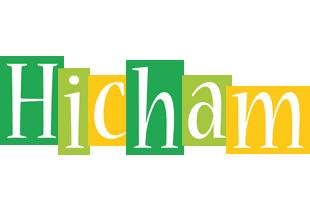 Hicham lemonade logo