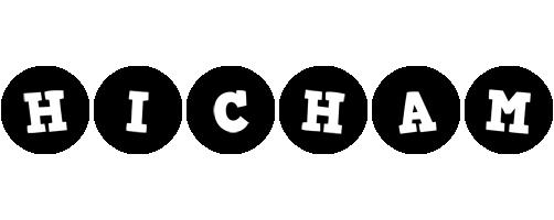 Hicham tools logo