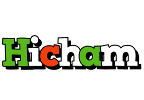 Hicham venezia logo