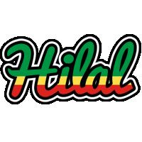 Hilal african logo