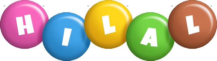 Hilal candy logo