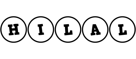 Hilal handy logo