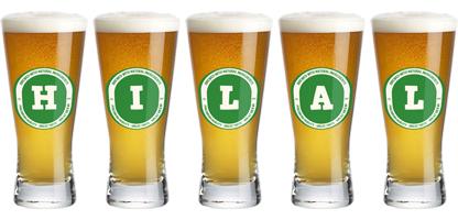 Hilal lager logo