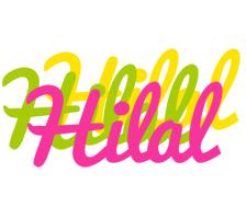 Hilal sweets logo