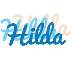 Hilda breeze logo