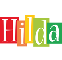 Hilda colors logo