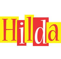 Hilda errors logo