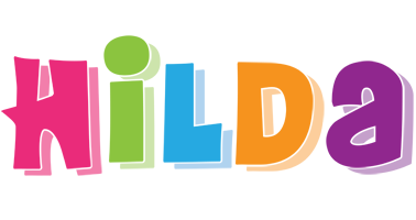 Hilda friday logo