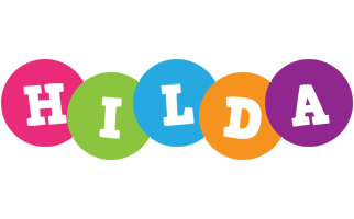 Hilda friends logo