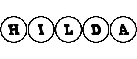 Hilda handy logo