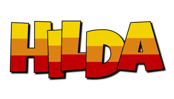 Hilda jungle logo