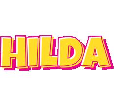 Hilda kaboom logo