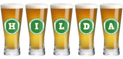 Hilda lager logo