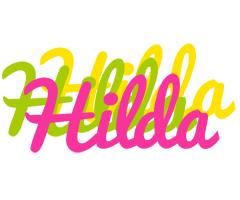 Hilda sweets logo