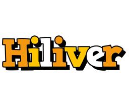 Hiliver cartoon logo