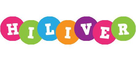Hiliver friends logo