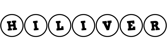 Hiliver handy logo
