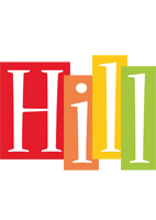 Hill colors logo