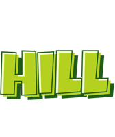 Hill summer logo