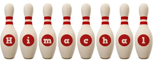 Himachal bowling-pin logo