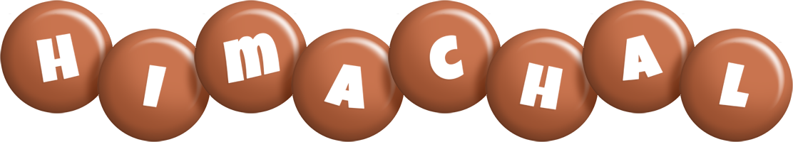 Himachal candy-brown logo