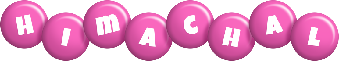 Himachal candy-pink logo