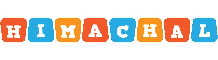 Himachal comics logo