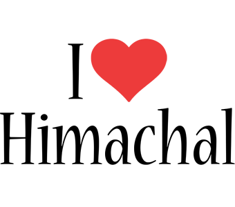 Himachal i-love logo
