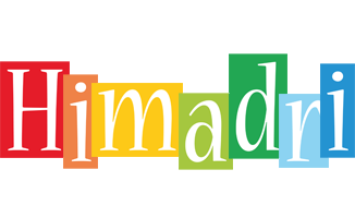 Himadri colors logo