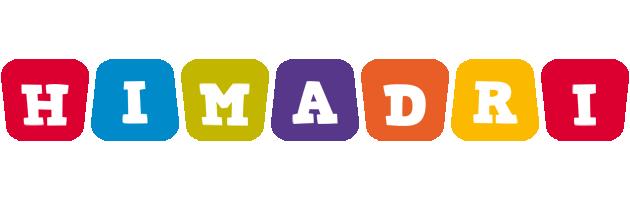 Himadri kiddo logo