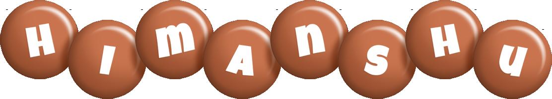Himanshu candy-brown logo