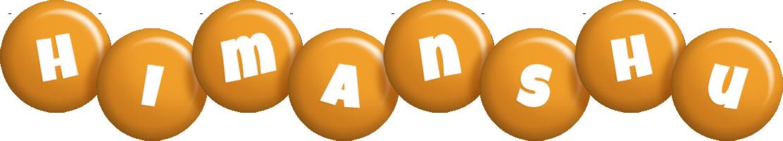 Himanshu candy-orange logo