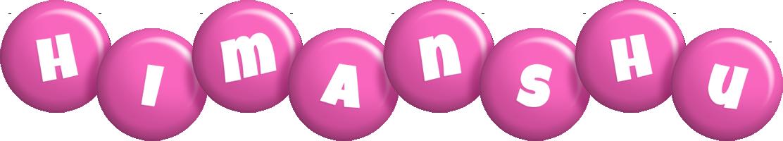 Himanshu candy-pink logo