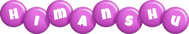 Himanshu candy-purple logo