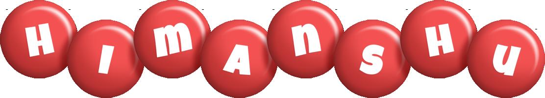 Himanshu candy-red logo