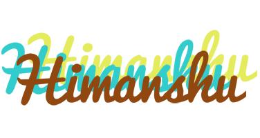 Himanshu cupcake logo