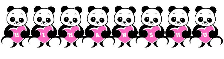 Himanshu love-panda logo