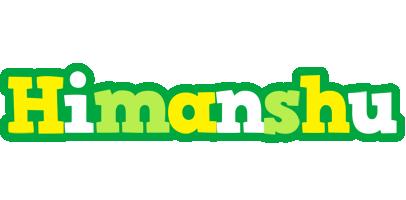 Himanshu soccer logo