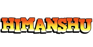 Himanshu sunset logo