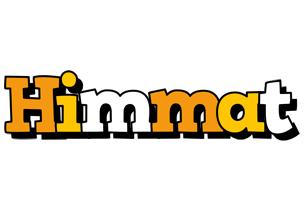 Himmat cartoon logo