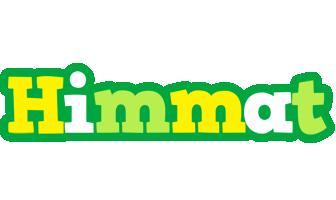Himmat soccer logo