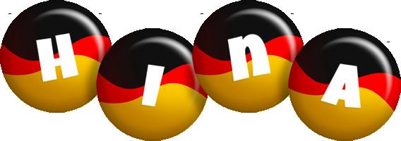 Hina german logo