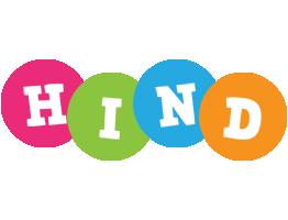 Hind friends logo