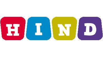Hind kiddo logo