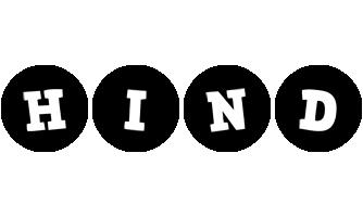Hind tools logo