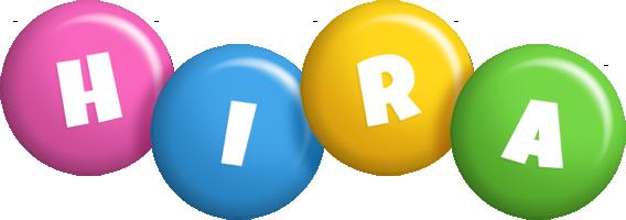 Hira candy logo