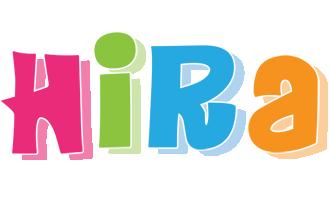 Hira friday logo